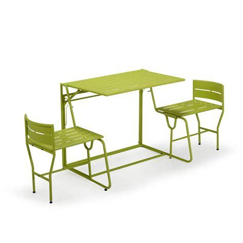 picnic le salon de jardinbalcon transformable  en