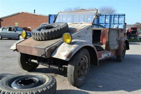 vw kubelwagen for sale military wagon 1942 volkswagen kubelwagen