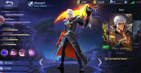 Urutan Hero Mobile Legend Hingga Season 7