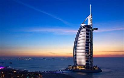 Dubai Burj Arab Al Wallpapers Hotel Tower