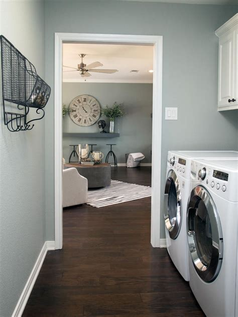 fixer upper yours mine ours and a home the river decor laundry room colors room paint