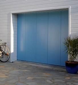 Porte De Garage Latrale Acier CYB Stores