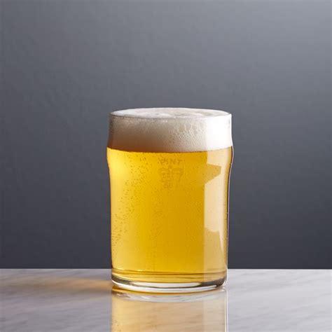 pint glass tumbler  crown reviews crate