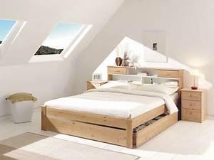 Tete De Lit Rangement 140 : rangements chambre s lection de lits avec rangements c t maison ~ Teatrodelosmanantiales.com Idées de Décoration