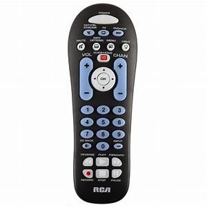 Rca Universal Remote - Audiovox Rcr313br
