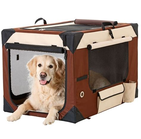 falt smart top de luxe hundetransportbox hundeshop