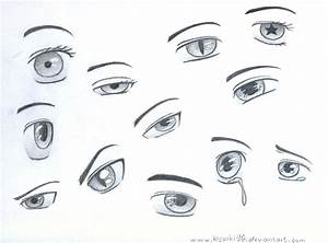 Anime Eyes Sad – HD Wallpaper Gallery