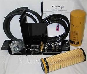 6465c27 Duramax Diesel Engine Fuel Filter