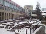File:Schirn Art Museum In Frankfurt & Ruins I.jpg - Wikipedia