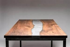 Outstanding Designer Table QuotConcrete Riverquot Austria 2016