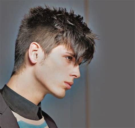 peinados  hombres fleco largo peinados  hombres