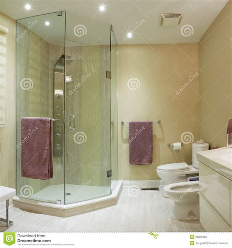 home interior design bathroom interior design stock photo image of floor household 35059158