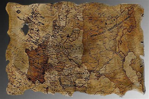 photo map treasure map antique   image
