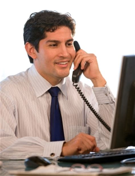 i was on the phone for forward thinking marketers phone call leads are the