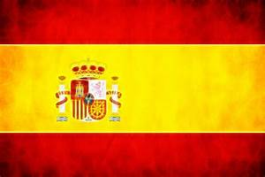 spain flag we need