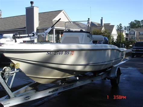 Scout Boats Factory Location by 2005 Scout 18 5 Sportfish Sold The Hull