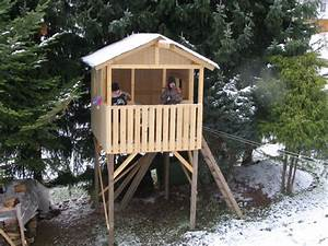 Stelzenhaus Selber Bauen : baumhaus selbst bauen baumhaus baumhaus haus und baumhaus bauen ~ Watch28wear.com Haus und Dekorationen