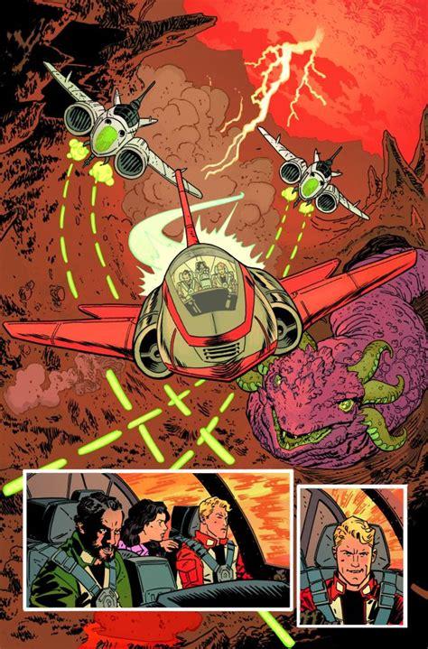 dynamite flash gordon