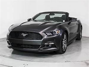 Used 2015 FORD MUSTANG Ecoboost Premium Convertible for sale in WEST PALM, FL | 100795 | Florida ...