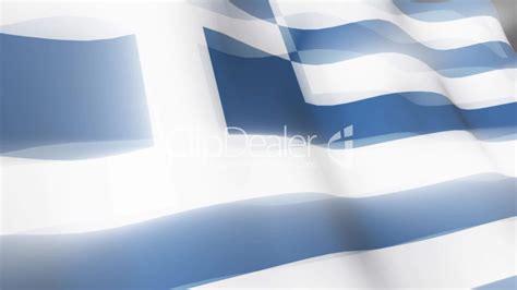 griechische flagge lizenzfreie stock  und clips