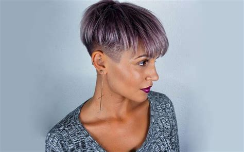 short hairstyles  thick hair video fashion  women