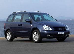 Kia Carnival Carnival Iii  U2022 2 9 Crdi  185hp  Technical Specifications And Fuel Consumption