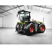 Xerion 4500 / Claas  Design // Industrial & Professional