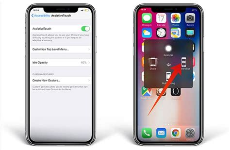 take screenshot iphone 2 ways to take a screenshot on iphone x guide