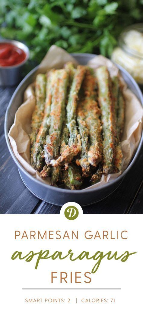 asparagus parmesan fries garlic recipes air dish fryer recipe dashing dashingdish fry