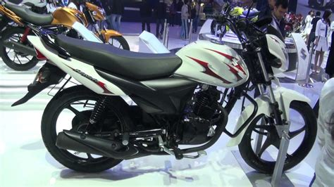 suzuki hayate white auto expo  youtube