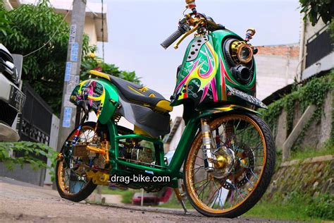 Scoopy Fi Ring 17 by 40 Foto Gambar Modifikasi Scoopy Thailook Simple Jari Jari