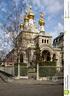 Russian Orthodox Church In Geneva Stock Image - Image of ...