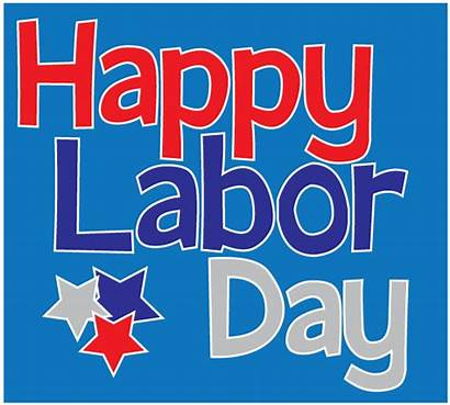 Labor Closed Office Community Holiday District September