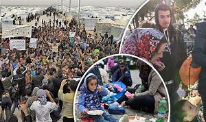 World Migrant Crisis: Refugee numbers reach 60 MILLION ...