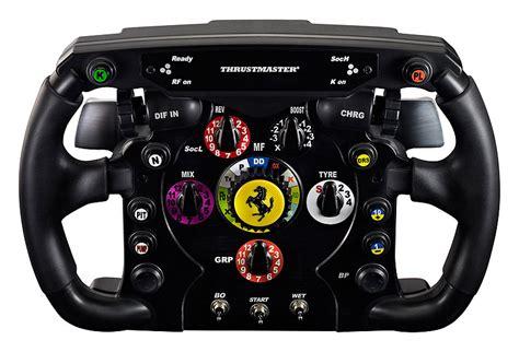 amazoncom thrustmaster ferrari  wheel add   ps