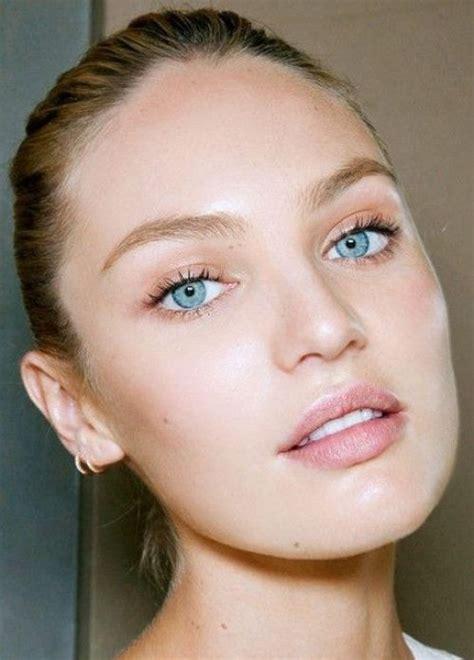 celebrity makeup ideas  blue eyes herinterestcom