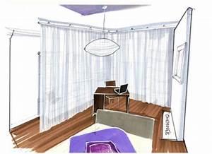 Aménager Chambre Bébé Dans Chambre Parents : accueillir un b b dans un 3 pi ces c t maison ~ Zukunftsfamilie.com Idées de Décoration