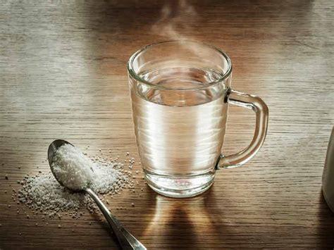 4 përfitime që do të merrni nga uji me kripë - Abc News