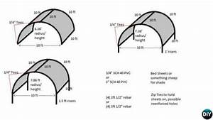 Diy Outdoor Suntracking Pvc Canopy Diagram Diyhowto