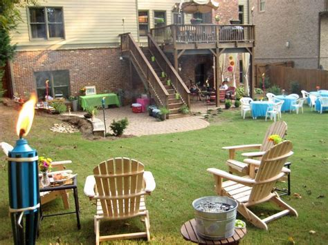 Top 25 Ideas About Backyard Engagement Parties On