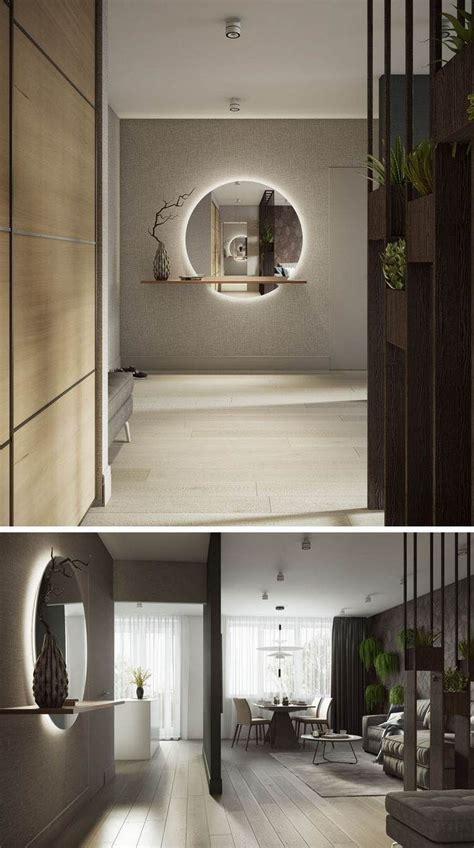 cloison ajouree en bois au coeur dun appartement