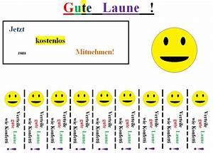 Bilder Gute Laune : gute laune zettel i laufend dankbar sein ~ Frokenaadalensverden.com Haus und Dekorationen