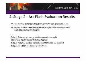 arc flash august 2012 ie aust jeep With arc flash working distance