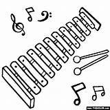 Xylophone Coloring Instruments Musical Kolorowanki Instrumenty Muzyczne Thecolor Musicales Instrumentos Dla Instrumente Darmowe Dzieci Colorear Musikinstrumente Coloriage Others Library Kindergarten sketch template