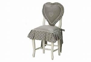 Coussin De Chaises : galette de chaise alizea ~ Teatrodelosmanantiales.com Idées de Décoration