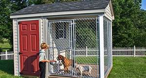 Simple dog pen ideas to make your dog comfortable for Puppy dog kennels