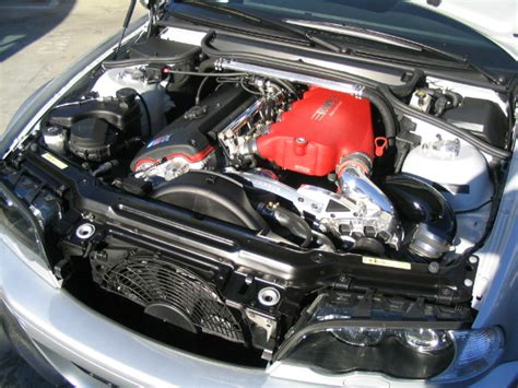 Stage 2 Bmw E46 M3 Supercharger Kit