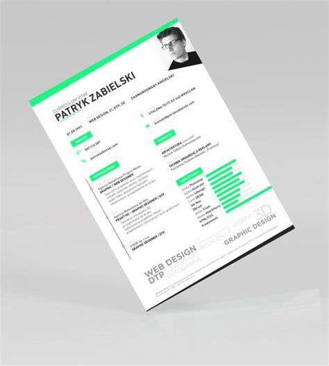 Creative Resume Heading by 15 Best Images About Cvs On Behance Self