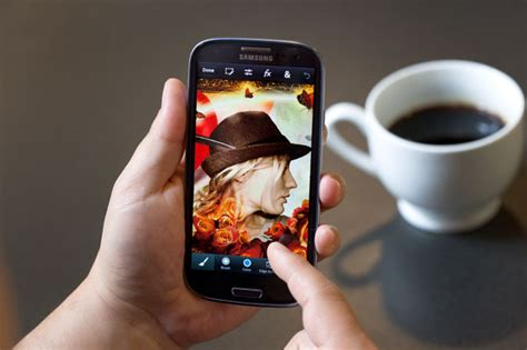 best photoshop app for android adobe photoshop touch for phone debuts and stands out from