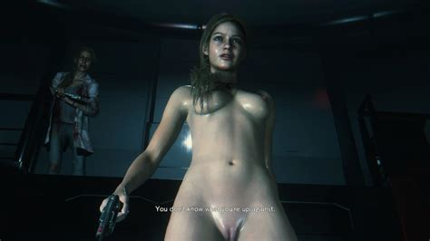 Resident Evil 2 Remake Nude Claire Request Page 13